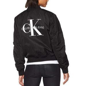 NWT Calvin Klein Women's Bomber Jacket
